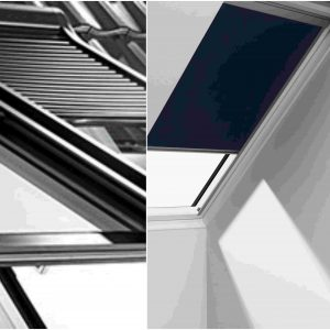 Dodatna oprema za krovne prozore